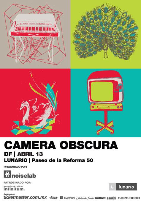Camera Obscura en México DF 2010