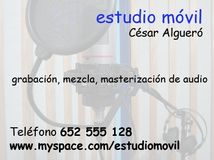 Estudio de César Algueró
