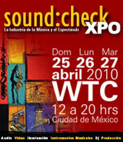 Expo Soundcheck 2010