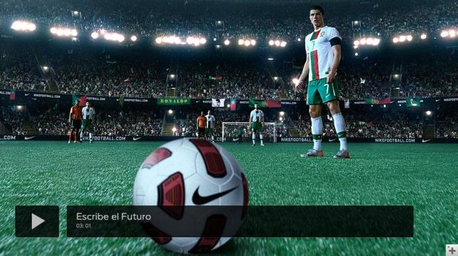 Nike - Escribe el futuro