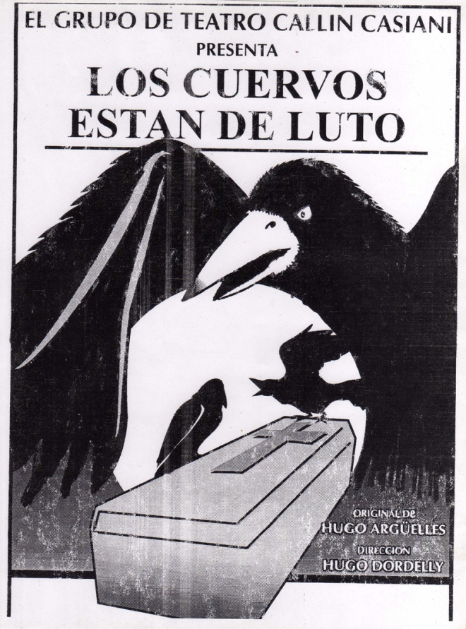 Los Cuervos están de luto